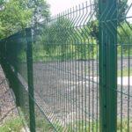 Наши работы - Забор 3д