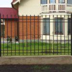 Наши работы - Сварной забор