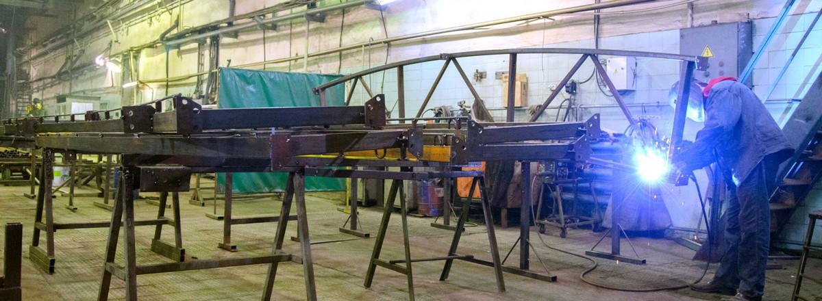 Производственная компания REMEX. Изготовление металлоконструкций в Твери