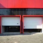 Наши работы - Ворота гаражные