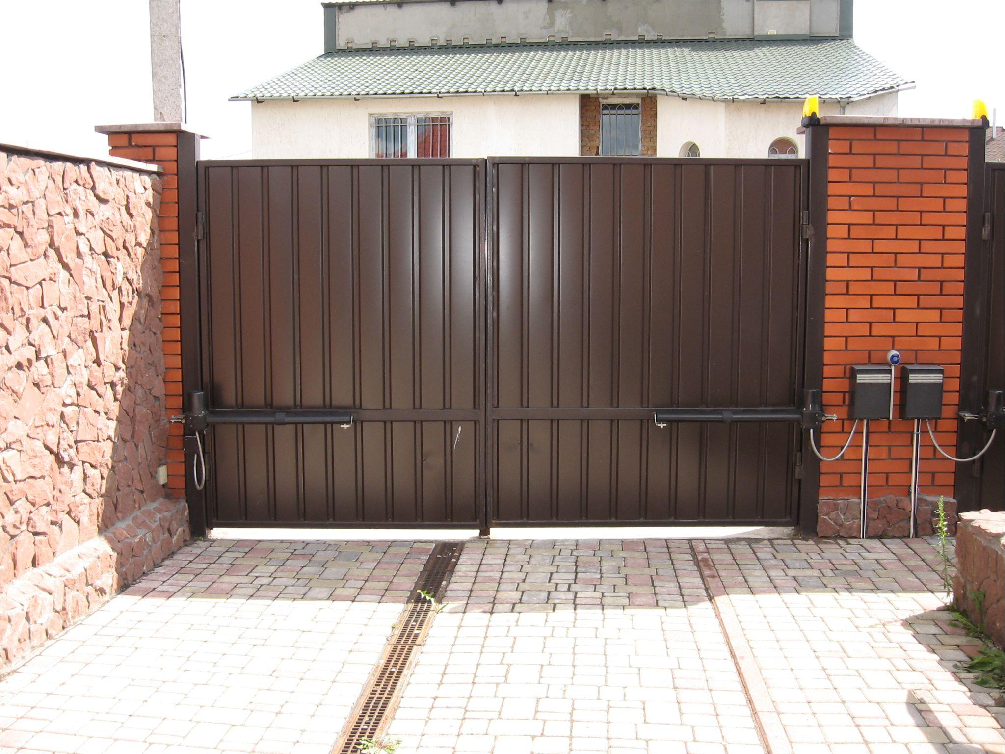 Раздвижные ворота в твери 89607145455 колибри ворота пермь